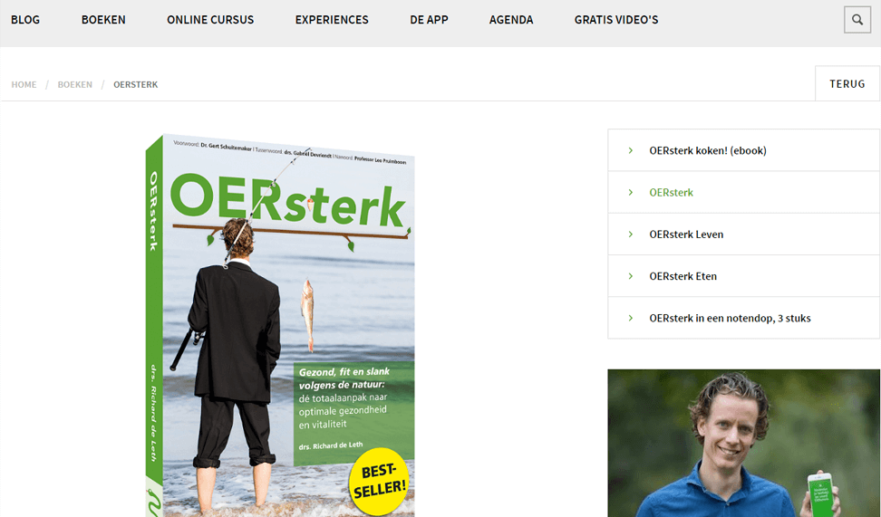 OERsterk website